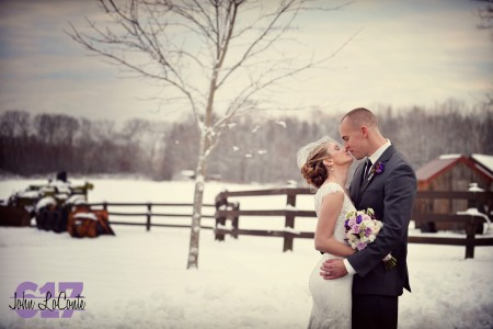 Winter Weddings in Massachusetts